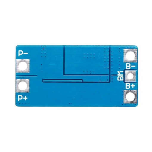 PHI1072241 – 2S 18650 Lithium Battery Protection BMS Board 02
