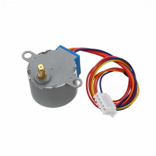 PHI1072292 – 28BYJ-48 Stepper Motor with ULN2003 7 Input Motor Driver 02