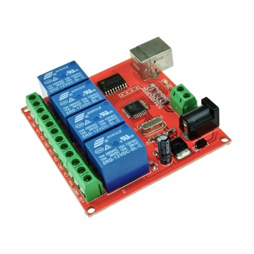 PHI1072271 – 4 Channel 5V Low Level USB Relay Module 02