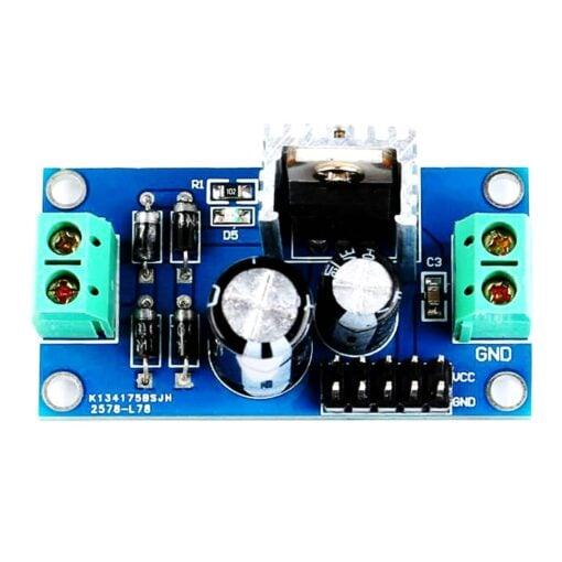 PHI1072279 – L7812 Three Terminal 12V Voltage Regulator Power 02