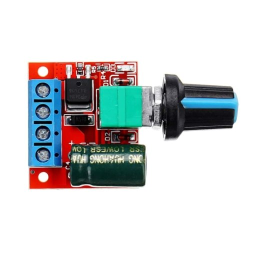 PHI1072296 – Adjustable PWM DC Motor Speed Controller Module 02