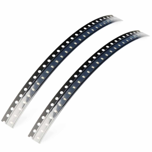 PHI1052333 – 0603 Red SMD LED Diode – Pack of 50 02
